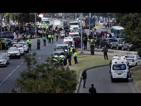 ارتفاع عدد القتلى بانفجار سيارة مفخخة في كولومبيا  - نشر قبل 2 ساعة