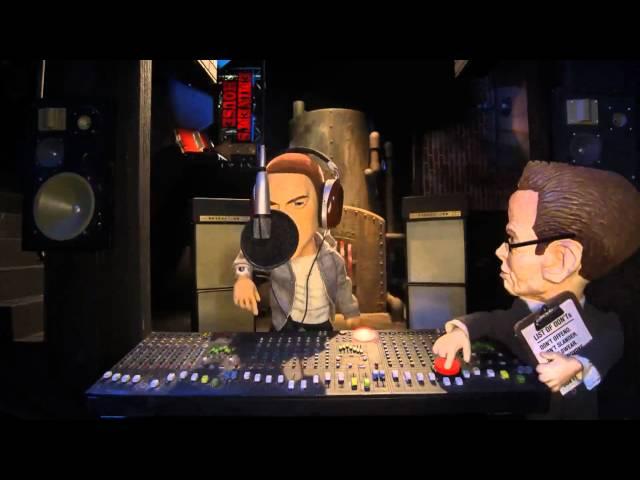 Eminem Lipton Brisk Super Bowl Commercial (2011)