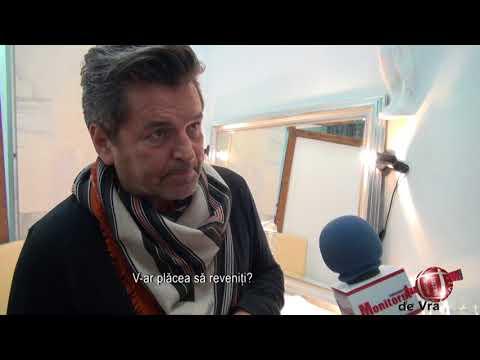 Interviu Thomas Anders EXCLUSIV