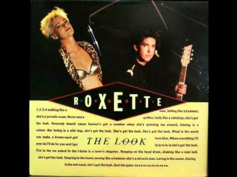 Roxette - The Look (Big Red Mix)