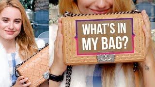 What's in My Bag w/ Sonya Esman