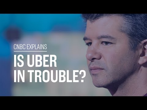 Is Uber in trouble? | CNBC Explains