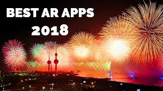 Best iOS/Android Augmented Reality (AR) Apps of 2018