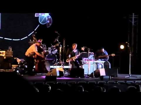 Ornette Coleman -Lonely Woman- live Time in Jazz 2010