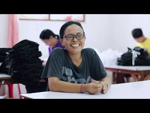 Who Made Your T-Shirt? Meet Our Lovely Quality Control Lady Ayu From Bali!