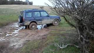 Land Rover Discovery 2,5 TDi 1995 4x4 2
