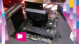 ASUS ROG GX800 с двумя видеокартами Nvidia GeForce GTX 1080 - Computex 2016