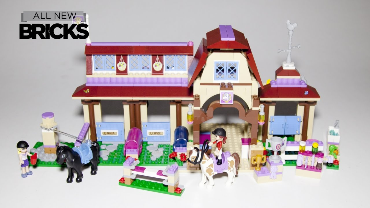 How To Build Lego Friends Sets