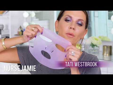 Tati Westbrook Nurse Jamie Skin Perfecting Silicone Mask Testimonial | Nurse Jamie thumbnail