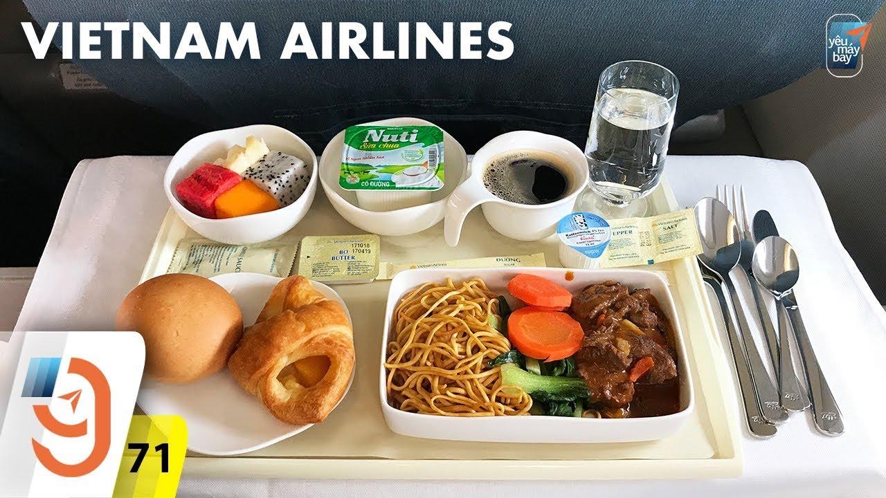 [M9] #71: Bay Hải Phòng với hạng thương gia Vietnam Airlines | Yêu Máy Bay