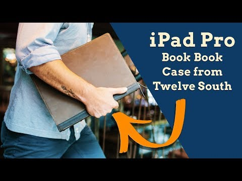 Review: Twelve South Book Book Vol 2 Case for iPad Pro