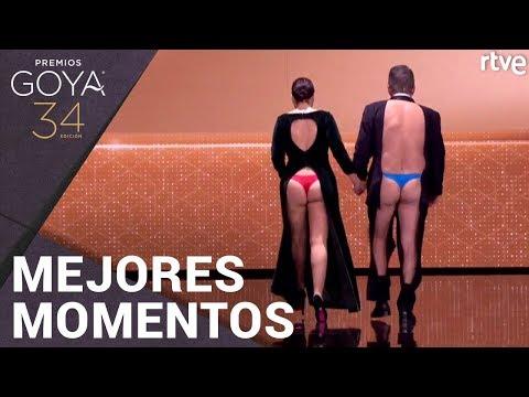 Os mellores momentos da gala dos Premios Goya 2020