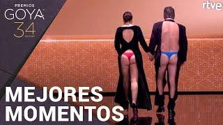 MEJORES MOMENTOS DE LA GALA | Premios Goya 2020