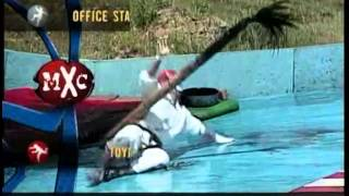 Most Extreme Elimination Challenge MXC   205   Toy Games vs  Clerical Workers