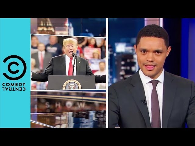 Donald Trump's Self Proclaimed Elitism | The Daily Show With Trevor Noah