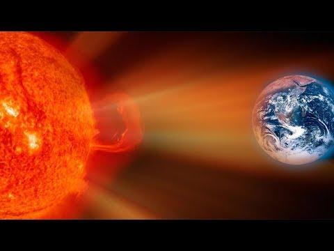Massive Solar Flare Will WREAK HAVOC On Earth