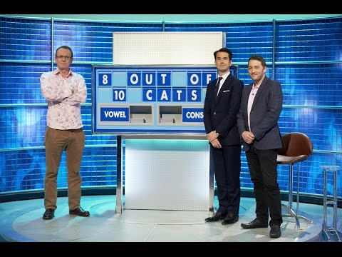 8 Out Of 10 Cats Does Countdown S09E05 (2 September 2016) [HD]