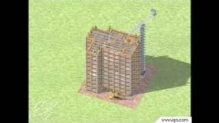 SimCity 4 PC Games Gameplay - E3 2002: Video 2