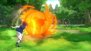 Naruto Ultimate Ninja Storm: Removed Stages