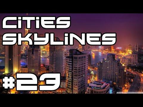 Cities Skylines - Population Problems! #23