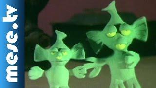 Auguszta - Auguszta és az UFO (gyurmafilm, animáció gyerekeknek)
