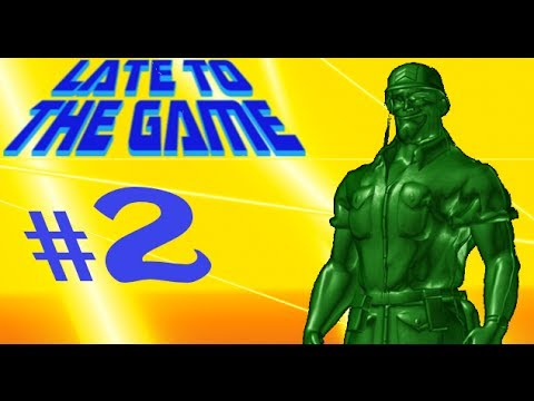 Army Men Sarges Heroes: Mine Placement is key - Eps 2 - Late to the Game