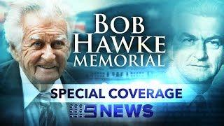 PART 4: Bob Hawke memorial service special coverage | Nine News Australia