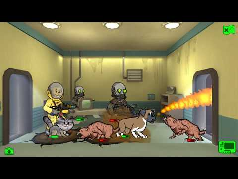 ☢Fallout Shelter☢ Subscriber Vault: Day 45