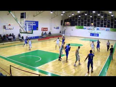 Francisco Amiel Full Game Film - Algés vs Libolo (Dec. 8, 2014)
