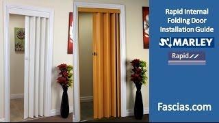 Marley Rapid Internal Folding Door Installation Guide