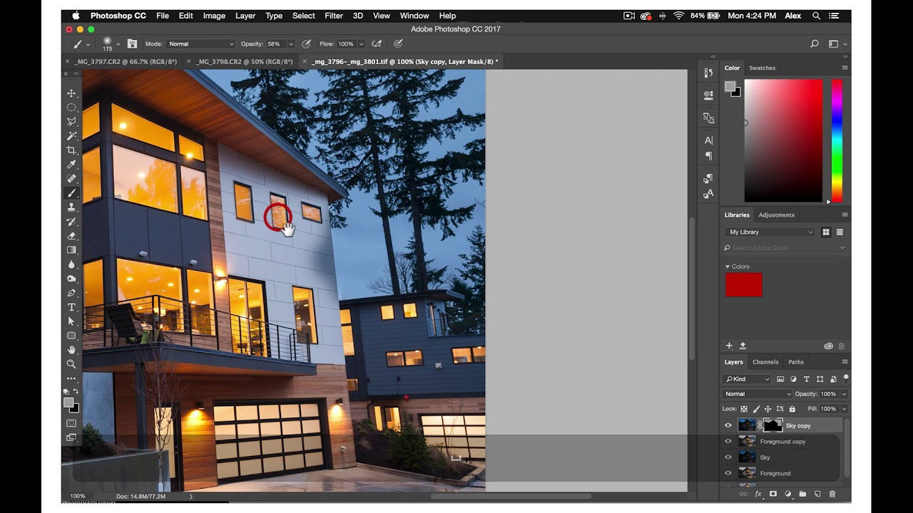How to master the basics of editing twilights for real estate