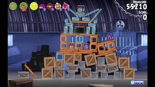 Angry Birds Rio || Smuggler's Den || Level 26 to 30