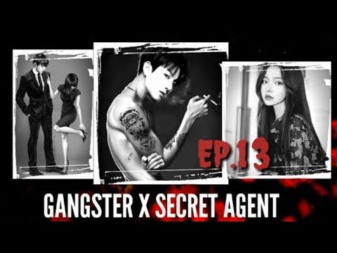 [JUNGKOOK FF] Gangster X Secret Agent...