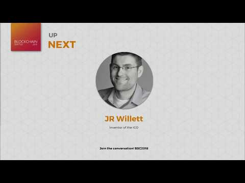 Blockchain Only Has One Use Case - J.R. Willett, Inventor of the ICO