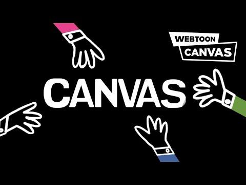 CANVAS ON WEBTOON