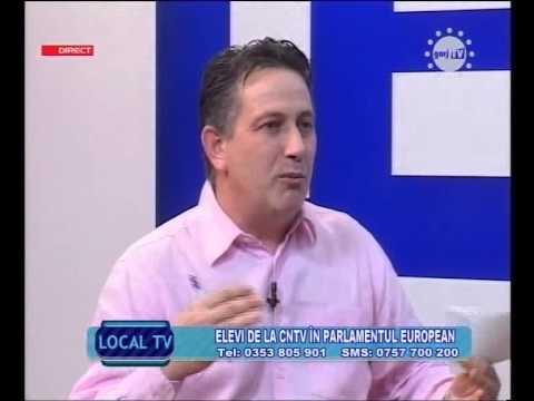 CNTV la Parlamentu European Gorj Tv 25 01 2013