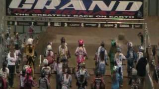 2008 ABA Grands 10 and Under Girls Cruiser 1st Place Kelsey Van Ogle