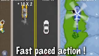 Highway Chase Launched for iOS, Android & Windows Mobile Phones & Tablets