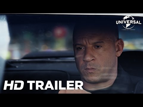 Fast & Furious 8 - Official Trailer 2 (Universal Pictures) HD