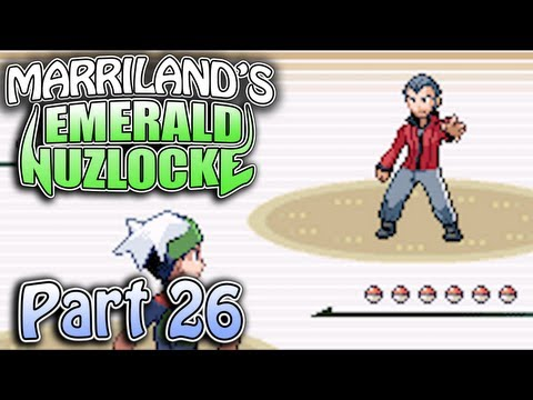 Pokemon Emerald Nuzlocke, Part 26: Dueling Daddy to the Death!