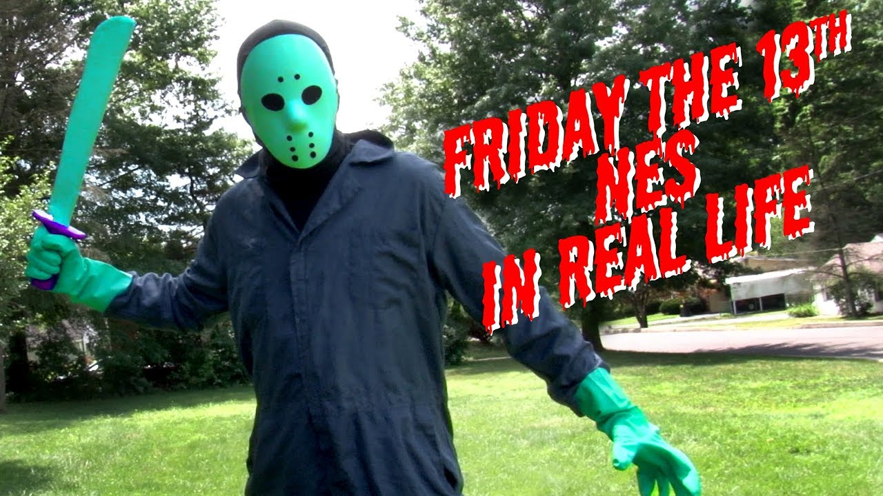 Friday the 13th NES In Real Life