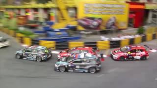 Dusan DUKE Borkovic TCR International Macau highlight