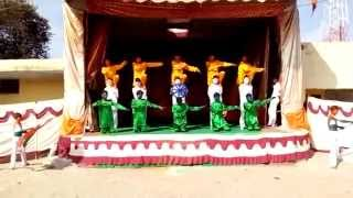Desh Bhakti Indian Flag Dance Part II