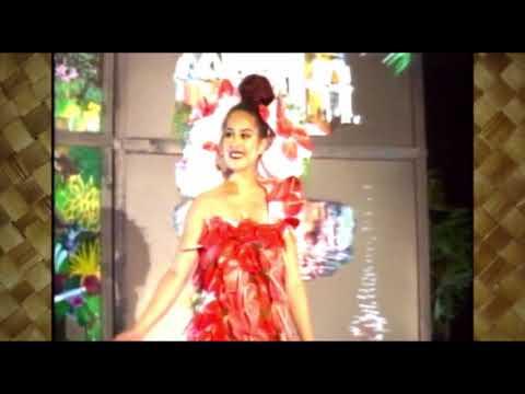 Miss Samoa 2017 Pageant C