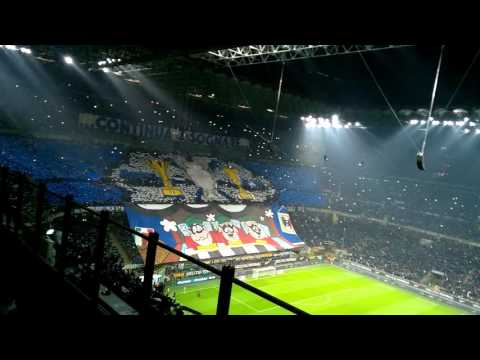 18/10/2015 Inter-Juve 0-0 Pazza Inter Amala (Live San Siro)