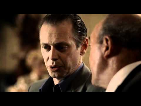 The Sopranos - Tony Blundetto Gets Offered Murder Contract