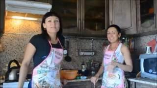 Рулетики из блинов Рецепты от Жанны Кастрюлькиной и Лены Поварешкиной