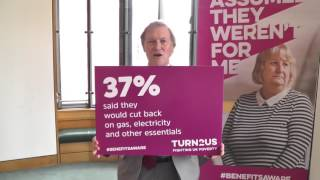 David Amess MP Benefits Aware Video
