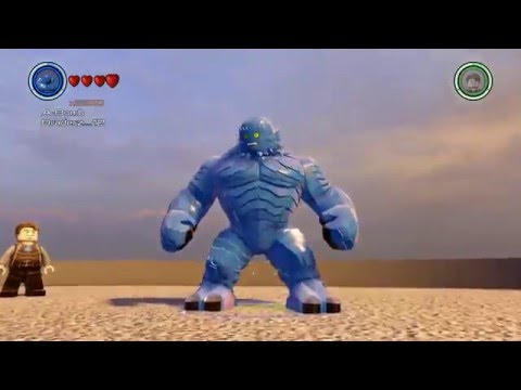 A look at All Characters Unlocked - LEGO Marvel Avengers