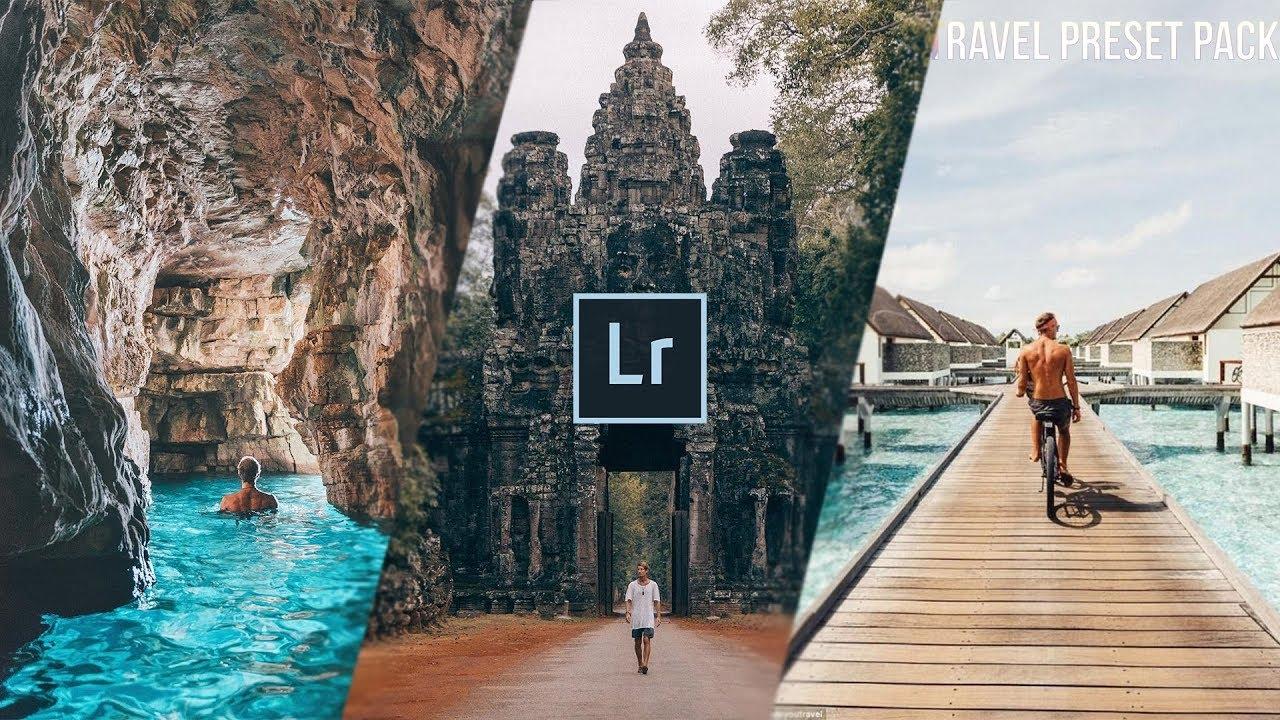 do you travel lightroom presets free